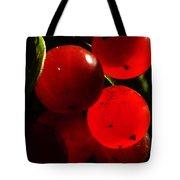 Wild Berries Of The Wetlands 4 Tote Bag