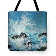 Wild Blue Too Tote Bag