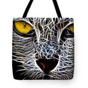 Wild Cat Tote Bag