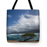 Wild Coast - Laie Point - North Shore - Hawaii Tote Bag