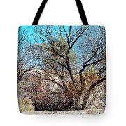Wild Desert  Tote Bag