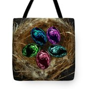 Wild Eggs In My Nest Tote Bag