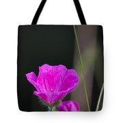 Wild Flower Bloody Cranesbill Tote Bag