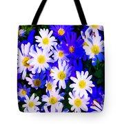 Wild Flowers 3 Tote Bag