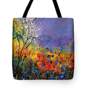 Wild Flowers 4110 Tote Bag