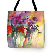 Wild Flowers Bouquets 02 Tote Bag