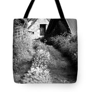 Wild Garlic Track Tote Bag