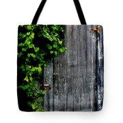 Wild Grape Vine Door Tote Bag