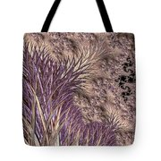 Wild Grasses Blowing In The Breeze  Tote Bag