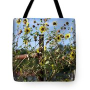 Wild Growth Tote Bag