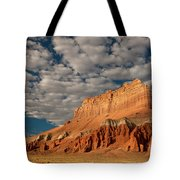 Wild Horse Butte Goblin Valley Utah Tote Bag