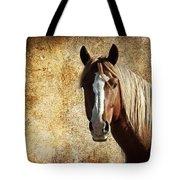 Wild Horse Fade Tote Bag