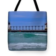 Wild In Saint Joe's Tote Bag by John Absher