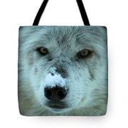 Wild Intensity Tote Bag