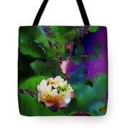 Wild Jasmine Tote Bag