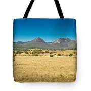 Wild Landscape Of Lika Region Croatia Tote Bag