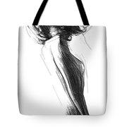 Wild Like The Wind Tote Bag