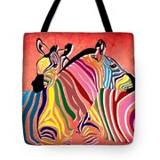Wild Love  Tote Bag by Mark Ashkenazi