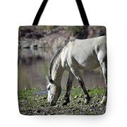 Wild On The River  Tote Bag