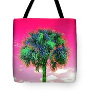 Wild Palm 2 Tote Bag