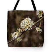Wild Pear Tote Bag