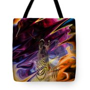 Wild Places Tote Bag by Aidan Moran
