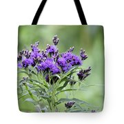 Wild Purple Tote Bag