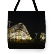 Wild Ride In Wildwood Tote Bag