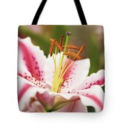 Wild Romance Tote Bag