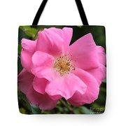Wild Rose Square Tote Bag