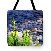 Wild Snapdragons  Tote Bag