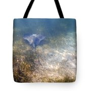 Wild Sting Ray Tote Bag