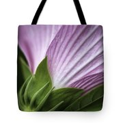 Wild Swamp Rose Mallow Tote Bag