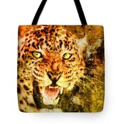 Wild Threat Tote Bag