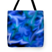 Wild Wetlands Blue  Tote Bag