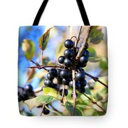 Wildberry Plant Tote Bag