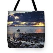 Wilderness Park Sunset Tote Bag