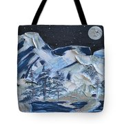 Wilderness Sky Tote Bag