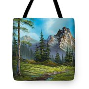 Wilderness Trail Tote Bag