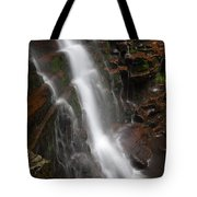Wilderness Waterfall Dawn Tote Bag