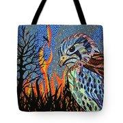 Wildflire Tote Bag