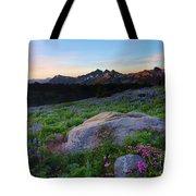 Wildflower Dawning Tote Bag