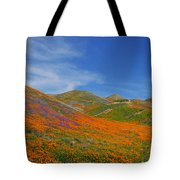 Wildflower Extravaganza  Tote Bag