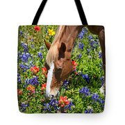 Wildflower Feast Tote Bag