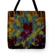 Wildflower Into The Wilderness Tote Bag