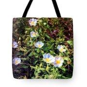 Wildflower Wandering Tote Bag