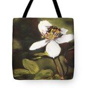 Wildflower Wildlife Tote Bag