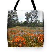 Wildflower Wonderland 2 Tote Bag