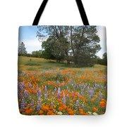 Wildflower Wonderland 3 Tote Bag