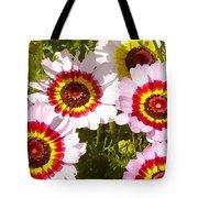 Wildflowerd Wide 1 Tote Bag